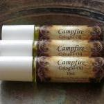Campfire Cologne Oil